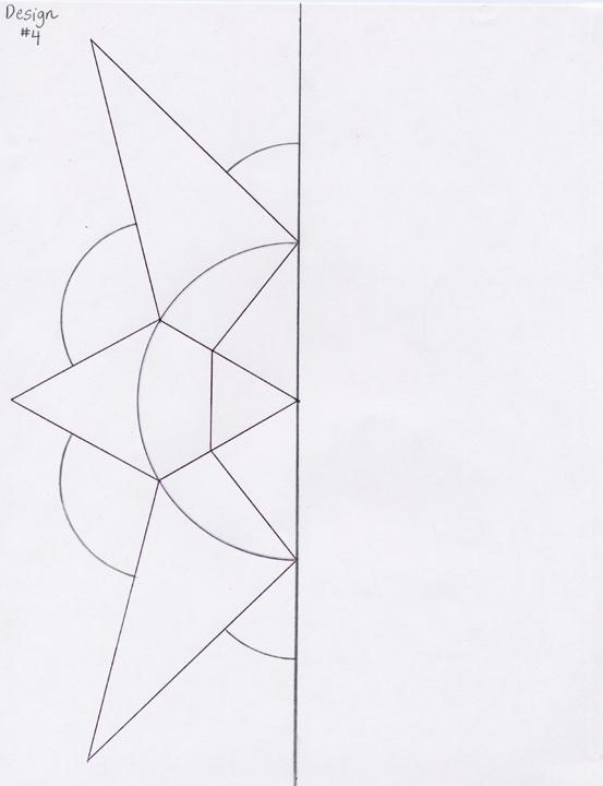 Symetrical Designs kozmic dreams high school lesson plans level 2